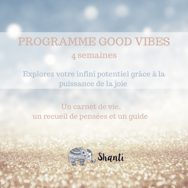 programme good vibes
